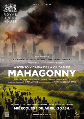 Aufstieg und Fall der Stadt Mahagonny (Mahagonny hiriaren sorrera eta erorketa*) /  El ascenso y la caída de la ciudad deMahagonny