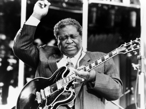 B.B. King: Blues-aren Erregea  / El Rey del Blues