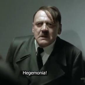 Hitlerren erreakzioa Azkoina bueltan dagoelajakiterakoan