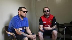 Entrevista a LOS CHIKOS DEL MAÍZ- i Elkarrizketa.TEASER-a