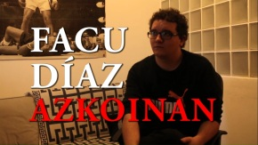 Entrevista a FACU DÍAZiElkarrizketa