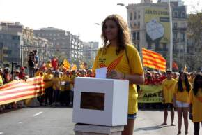 Katalunia, Etorkizun batBozkatzen